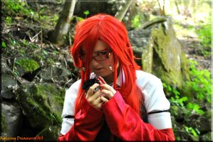 Grell Sutcliff 02 by AniCosOfficial