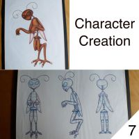 Character Creation by alecalcano