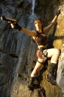 Tomb Raider Underworld: Climb by JennCroft