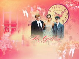 The golden trio by Lennves