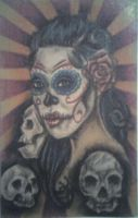 DaY oF tHe DeAd by NdnDoll49