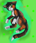 Turtle tail by cheetahclaw