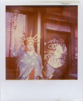 Lady Liberty, a Material Girl by futurowoman