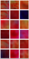 18 Colorful Icon Textures (100x100) by rukislittlepuppet
