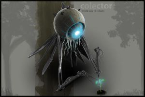 The colector by AlexPop