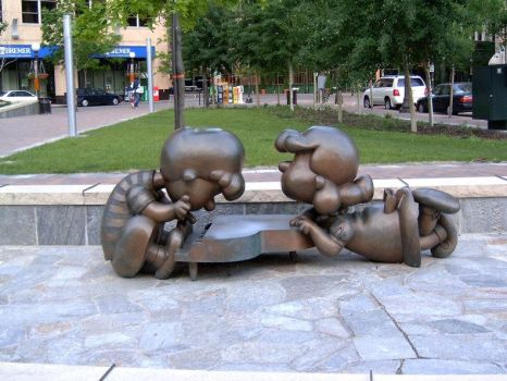 peanuts in the park 2 by in-dis-guise