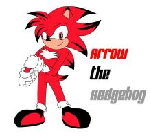 PC: Arrow the hedgehog by tacofacedrawer