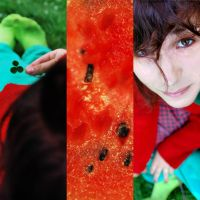 Lucky Watermelon Girl by BambooScent