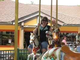 The Carousel at Downtown Disney by DreamsCanComeTrue67