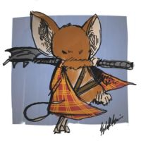 Mouse Guard Fan Art by d20plusmodifier
