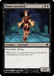 Flame Atronach - Magic: the Gathering, ESO Style by Whisper292