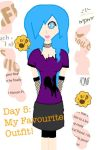 Day 5: Outfits! by Lady-Ninetails