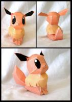 Eevee by MakenXXX