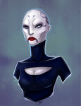 Ventress by Varjopihlaja