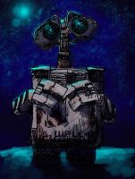 Wall E by youngartt