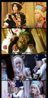 Trinity Blood Scenes: Before Departure by SilentCircus90