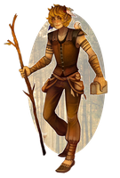 Of Birds and Trees - Commission by clover-teapot