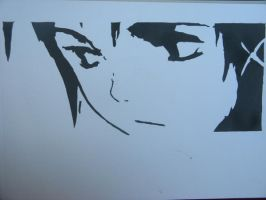 Lain Stencil by moon-glaze