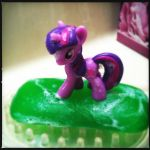 Pony on my Soap by ZandyPop