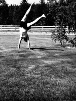 CARTWHEEL by smockparty