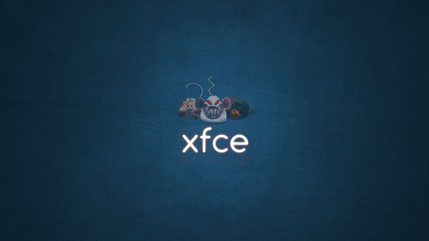 xfce wallpaper BY SAMIUVIC by samiuvic