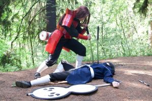 Cosplay Hashirama Madara 113 by NakagoinKuto