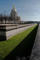 Dome des Invalides by robb-nelson