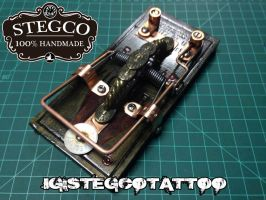 Tattoo Footswitch by Stegco