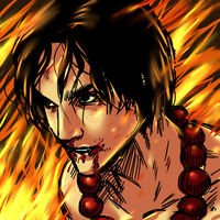 Portgas D. Ace by Shinigami-GFX