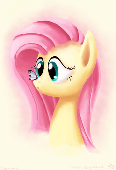 Flutter Bust by Meater6