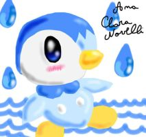 Piplup :P by ChibiWendy
