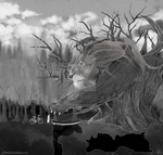 Tree Demon by GagaPotterTribute