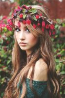 Flower crown 5 by EmilyLPhotography