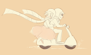 Sweet Ride by cici-chi