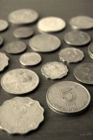 coins. by photoddler