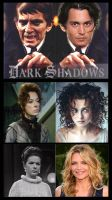 Dark Shadows Actors by RetardMessiah
