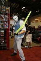 Megacon 2014: Casey Jones by pgw-Chaos