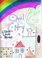Owl City by Framed-By-Flan
