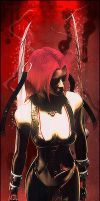 Bloodrayne by Silencesys
