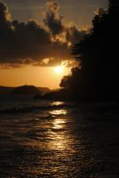 Krabi sunset by Chiaralovestwilight