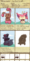 PMD Explorers - The Black Ties by OrcaCookie