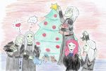 Wraithy Christmas by silverbullet72