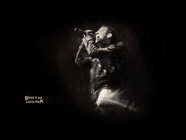 Linkin Park Wallpaper by YoungLinkGFX