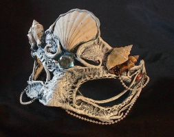 mermaid mask by cannibol