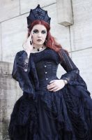 Gothic Queen  2 by MADmoiselleMeli