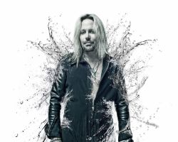 Vince Neil I by ChickenChasser