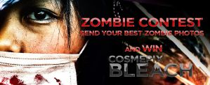 Zombie Walk contest by Anstellos