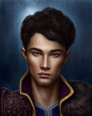Elijah Rothwell (Chronicles of Thedas) by DragonReine