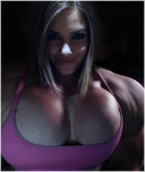 Webcam Muscle by SuperGirlStrength