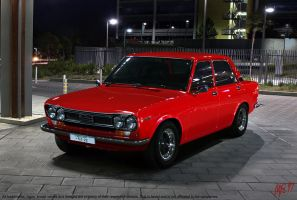 Datsun 510 by nordic-man